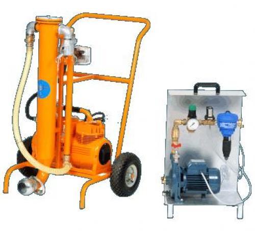 The cellular cement pump