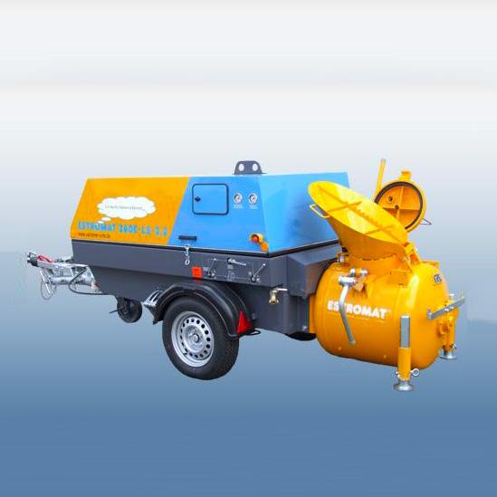 Screed pump ESTROMAT 260 E-LS-2,2