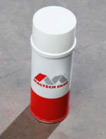 Spray silicon